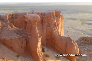 Mongolei Red Cliffs