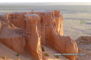Mongolei Red Cliffs