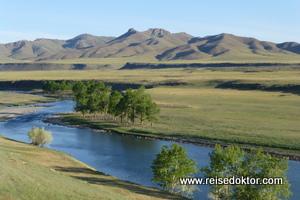 Orchon Tal Mongolei