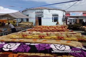 Schwarzmarkt Ulaan Baatar