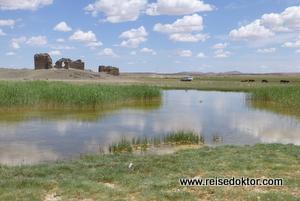 Altes Kloster Sum Khukh Burd