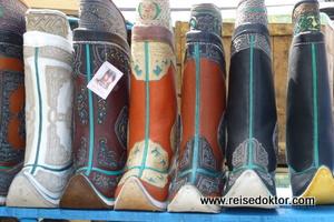 Ulaan Baatar Stiefel Schwarzmarkt