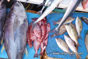 Fischmarkt Tomohon