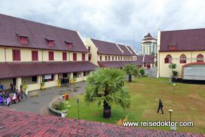 Fort Rotterdam Makassar