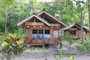 Von Lumuk nach Manado zum Pulisan Jungle Beach Resort