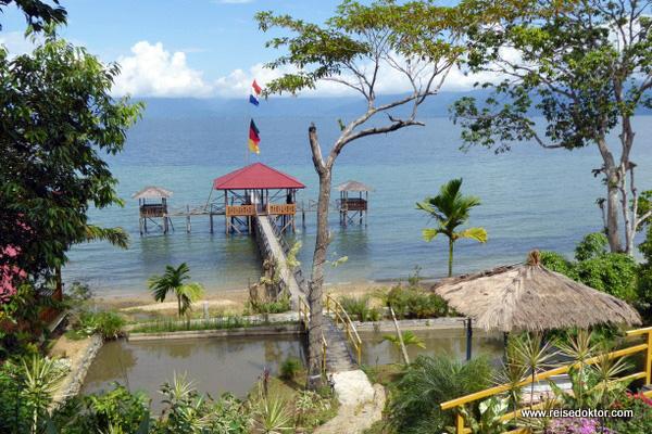 Resort am Poso See