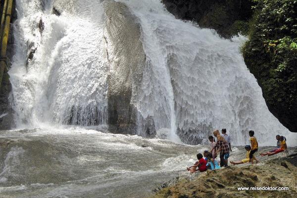 Sulawesi Wasserfall