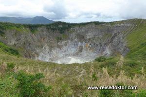 Vulkan Gunung Mahawu