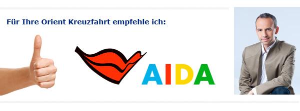 Orient Kreuzfahrt mit AIDA