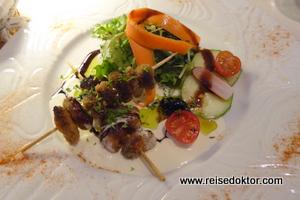 Dinner Südfrankreich