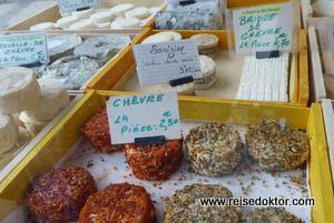 Käsesorten in Frankreich