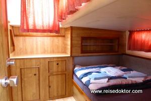 LeBoat Hausboot Frankreich