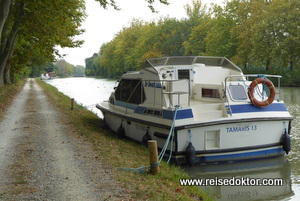 reisetagebuch mit dem hausboot auf dem canal du midi. Black Bedroom Furniture Sets. Home Design Ideas