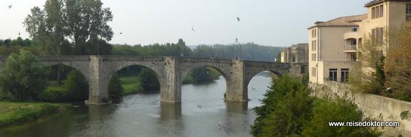 Pont Vieux in Carcasonne