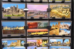 Postkarten von Carcasonne