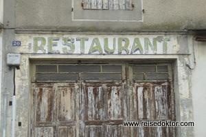 Restaurant in Bram