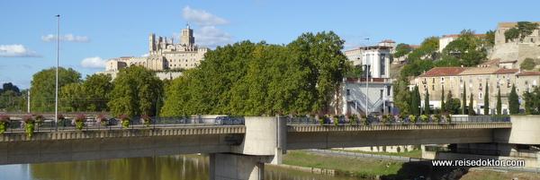 Bézier am Canal du Midi