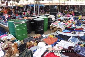 Altkleidermarkt Kap Verde
