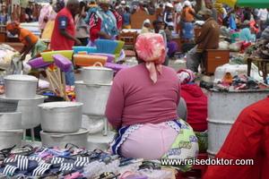 Assaomada Markt