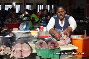 Fischmarkt Mindela