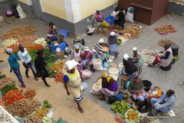 Kapverden Markt