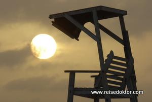 Kapverden Sonnenuntergang