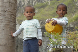Kinder Kap Verde