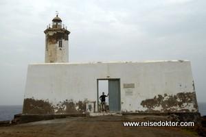 Von Tarrafal über die Ostküste retour nach Praia