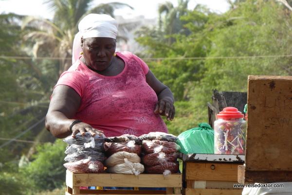 Markt Kapverden