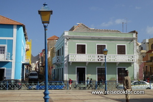 Mindela auf Kap Verde