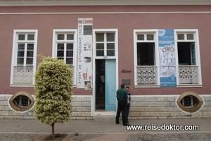 Museo Etnografico de Praia auf Kap Verde