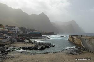 Santo Antão - Anreise nach Ponta do Sol