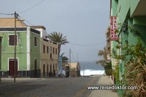 Ponta do Sol Straße