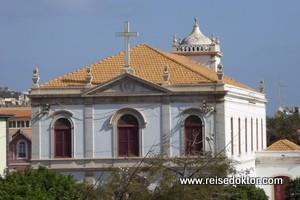 Ich besuche die Hauptstadt von Kap Verde - Praia