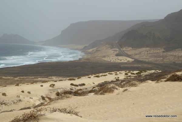 Saharasand Sao Vicente