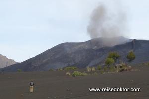 Vulkan Pico Pequeno