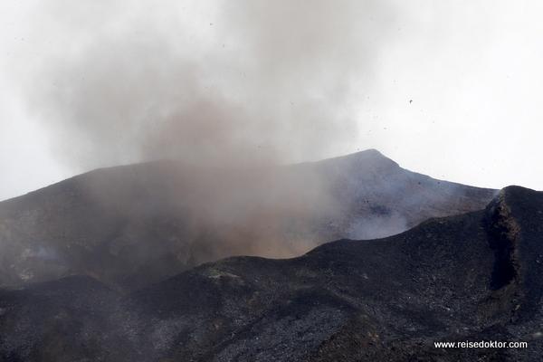 Vulkanausbruch Fogo