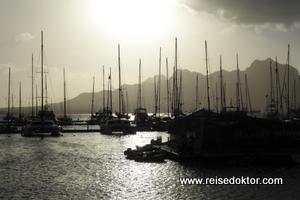 Yachthafen Mindela