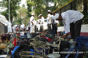 Dabbawallah Churchgate
