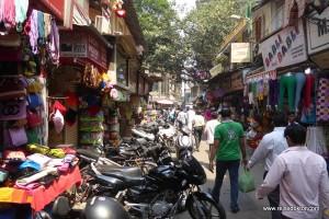 Einkaufen in Mumbai