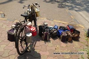 Fahrrad Dabbawallah
