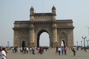 Historische Gebäude in Mumbai