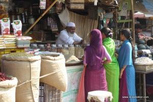 Markt in Mumbai