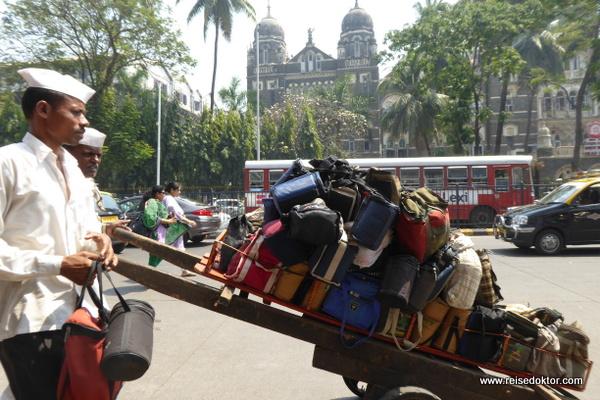 Mumbai Dabbawallah