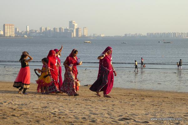 Strand in Mumbai