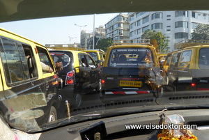 Taxi fahren in Mumbai