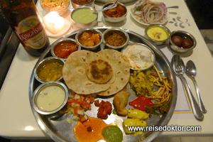 Thali in Mumbai