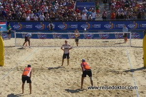 Swatch Beach Volleyball Major Series in Porec