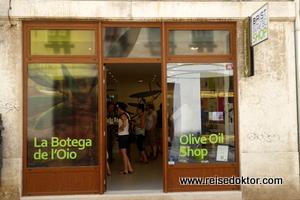 Brist Olivenöl