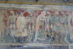 Fresken in Beram